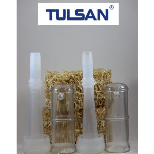 for milking Machine  BY TULSAN 8 FT WITH Pulsator hose 8 FT Clear milk hose
