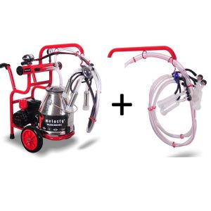 Portable Cow Milking Machines | Electric Cow Milkers