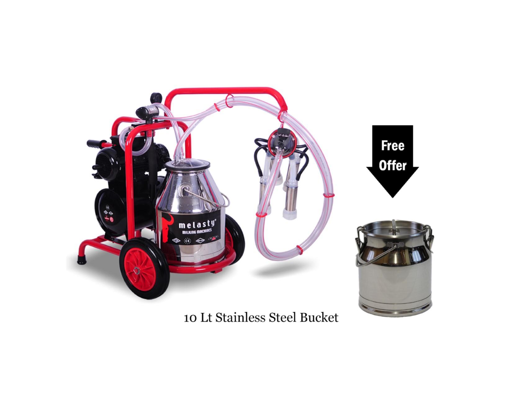 TK1-PS 10 Lt Bucket WS
