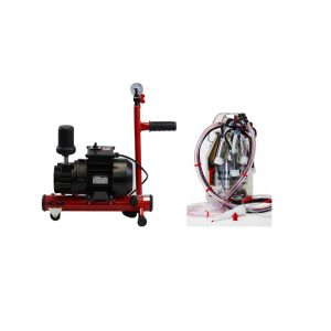 Getagri motor and Vacuump Pump