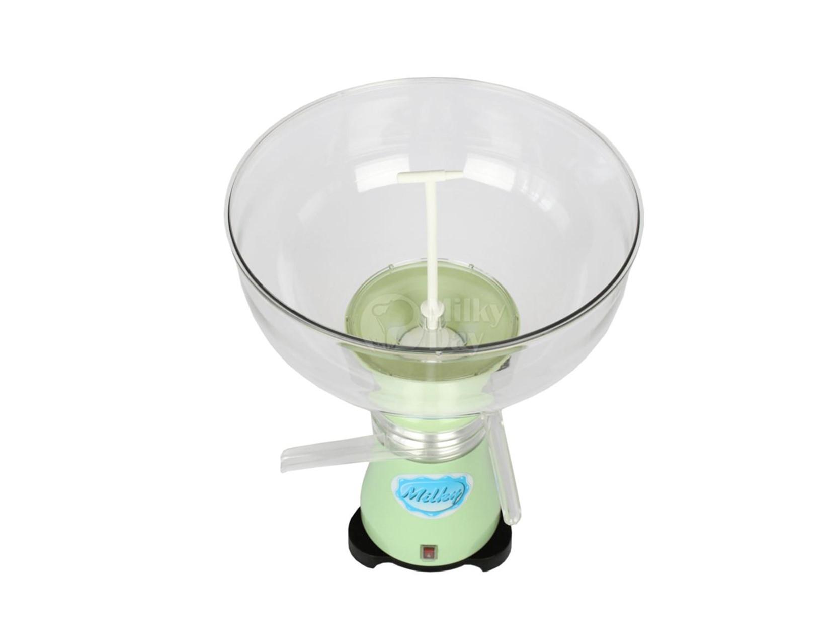 FJ90PP Electric Milk and Cream Separator by Milky (115V)