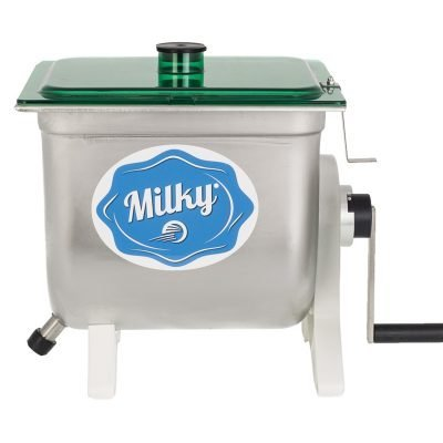 Butter Churn FJ10 Hand Crank by Milky