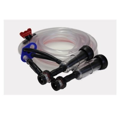 Goat assembly rubber inflations, clear shells, milk and pulsator hose by Melasty