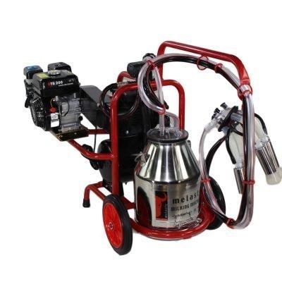 Cow Milker Dual Motor