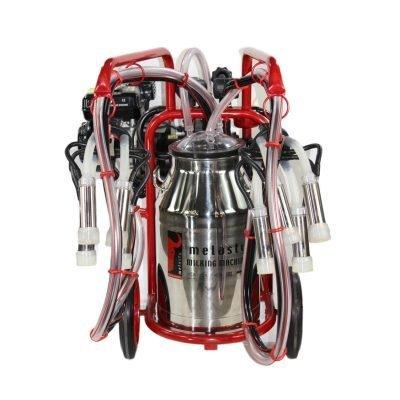 Double Milker Gasoline Motor