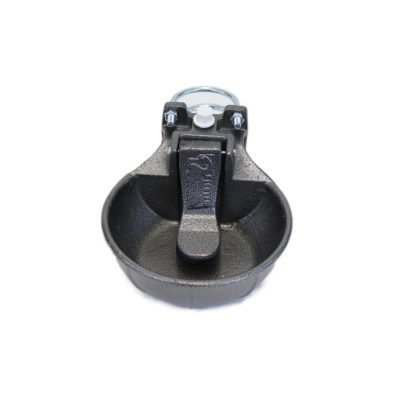 Melasty, Cattle Water Bowl Automatic Drinking System Cast Iron With Accessories
