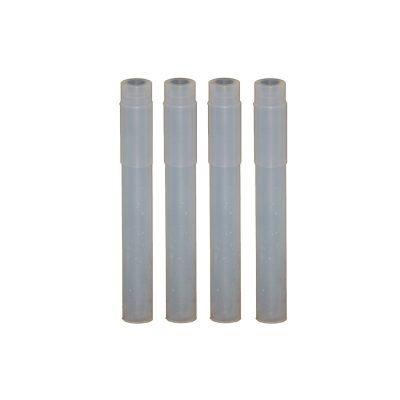 4 Short Milk Tube