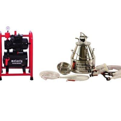 TKS-1GPS DELUXE Pump/Motor Bucket Milker (1)
