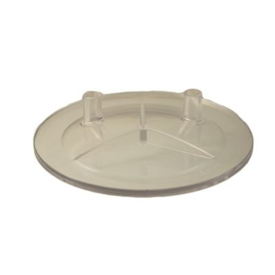 2E Bucket Lid 2.6 Gal For Milking Machine by Melasty